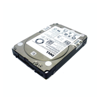 Hard Disc Drive dedicated for DELL server 2.5'' capacity 300GB 10000RPM HDD SAS 6Gb/s F9KW8-RFB | REFURBISHED