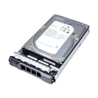 Hard Disc Drive dedicated for DELL server 3.5'' capacity 3TB 7200RPM HDD SAS 6Gb/s 55H49