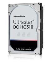Hard Disk Drive Western Digital Ultrastar DC HC310 (7K6) 3.5'' HDD 6TB 7200RPM SATA 6Gb/s 256MB   0B35946
