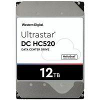 Hard Disk Drive Western Digital Ultrastar DC HC520 (He12) 3.5'' HDD 12TB 7200RPM SATA 6Gb/s 256MB | 0F30143