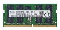 Memory RAM 1x 16GB Hynix SO-DIMM DDR4 2666MHZ PC4-21300 | HMA82GS7CJR8N-VK