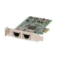 Network Card DELL 540-BBGW 2x RJ-45 PCI Express 1Gb