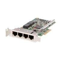 Network Card DELL YGCV4 4x RJ-45 PCI Express 1Gb