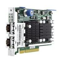 Network Card HPE 701534-001 2x RJ-45 PCI Express 10Gb