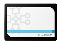 SSD Drive 3.84TB HPE ProLiant DL380 G9 2.5'' SATA 6Gb/s Read Intensive
