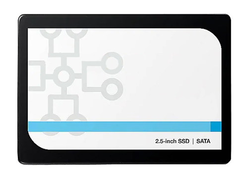 """SSD Drive 1.92TB DELL PowerEdge T710 2,5"""" SATA III 6Gb/s"""